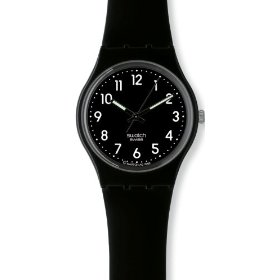 スウォッチ Swatch Colour Code Collection 2010 BLACK SUIT GB247